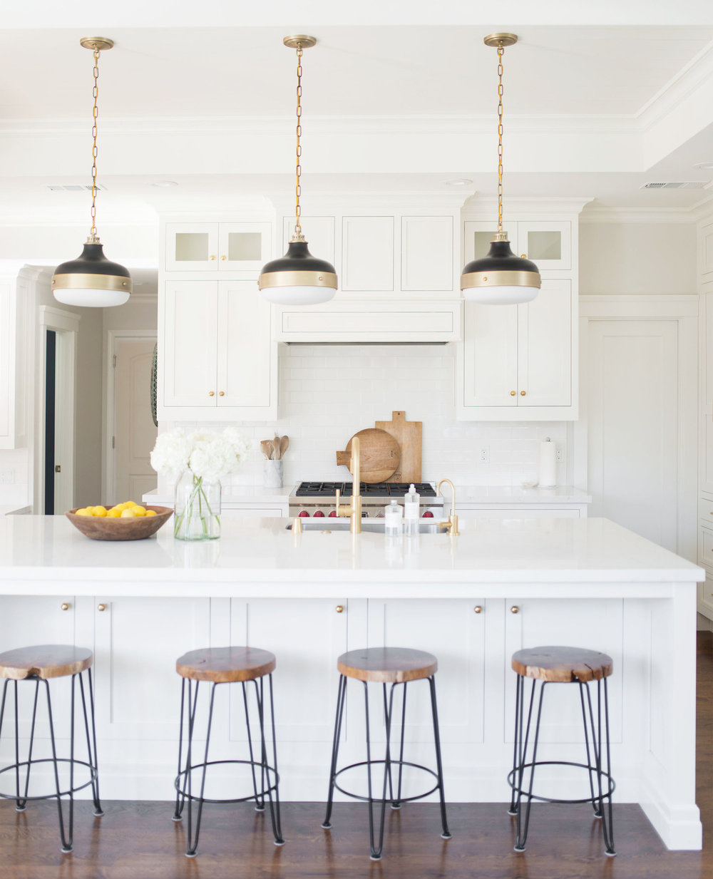 combinations for a coastal kitchen — studio mcgee