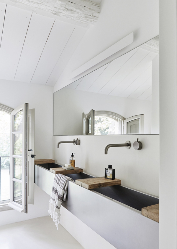 Trends We\'re Loving: Wall-Mounted Faucets — STUDIO MCGEE
