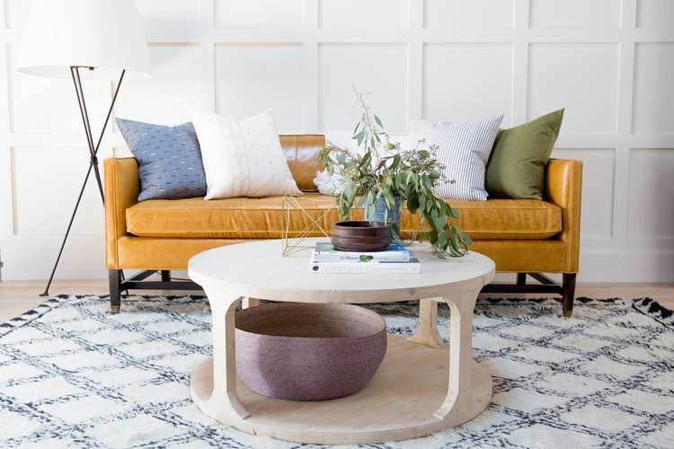 How to Style a Round Coffee Table — STUDIO MCGEE