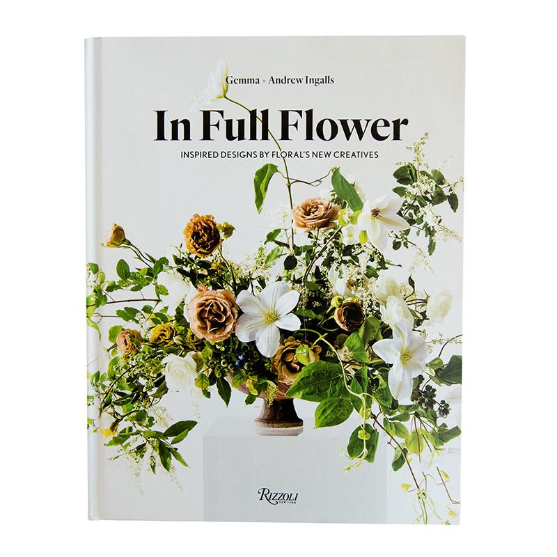 In Full Flower Book - McGee & Co.