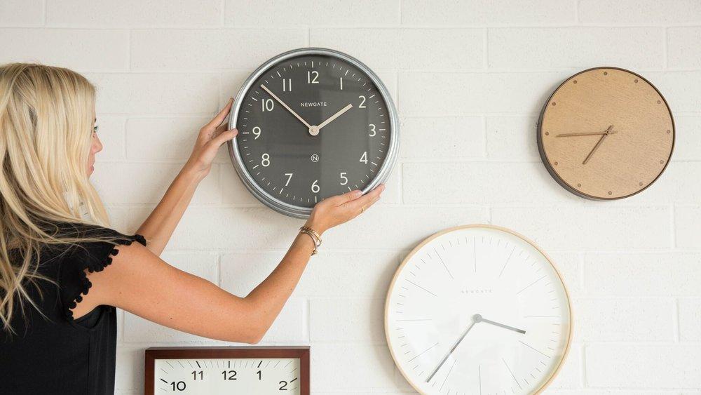 Why We Love Wall Clocks Studio Mcgee