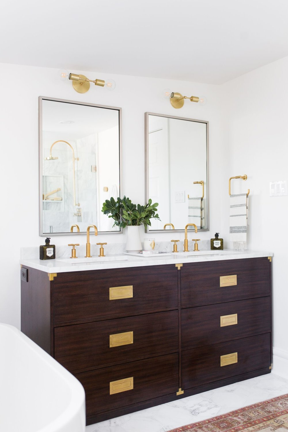 Bathroom Lighting Solutions — STUDIO MCGEE
