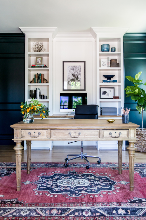 home office studio. Contemporary Office 1ClaybourneProject_OfficeStudioMcGeejpg On Home Office Studio