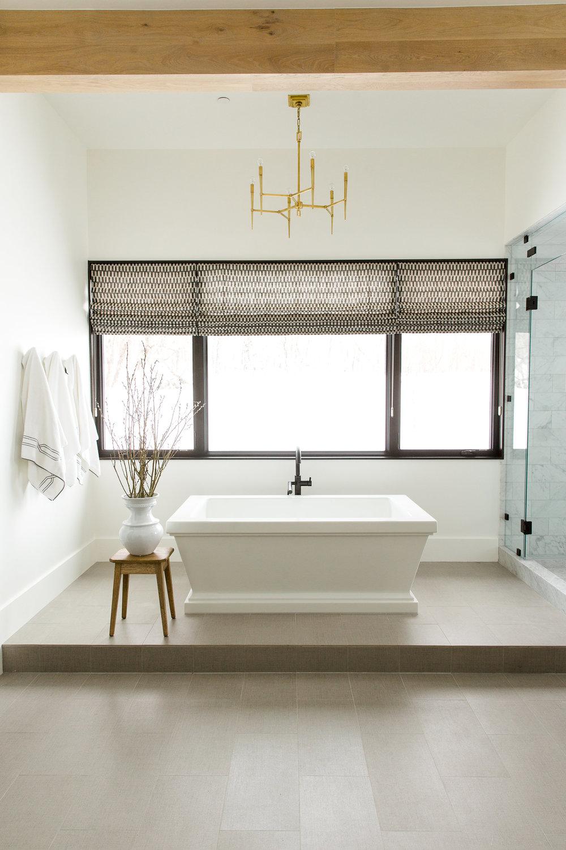 Master Bathroom Studio McGee