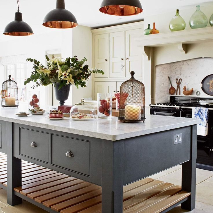 Open Kitchen Island: Trends We Love: Open Islands