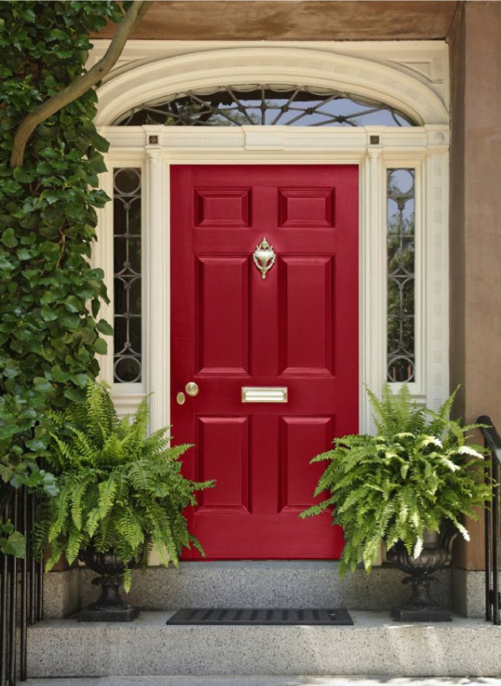 Benjamin Moore Caliente & Paint Colors for Your Front Door \u2014 STUDIO MCGEE
