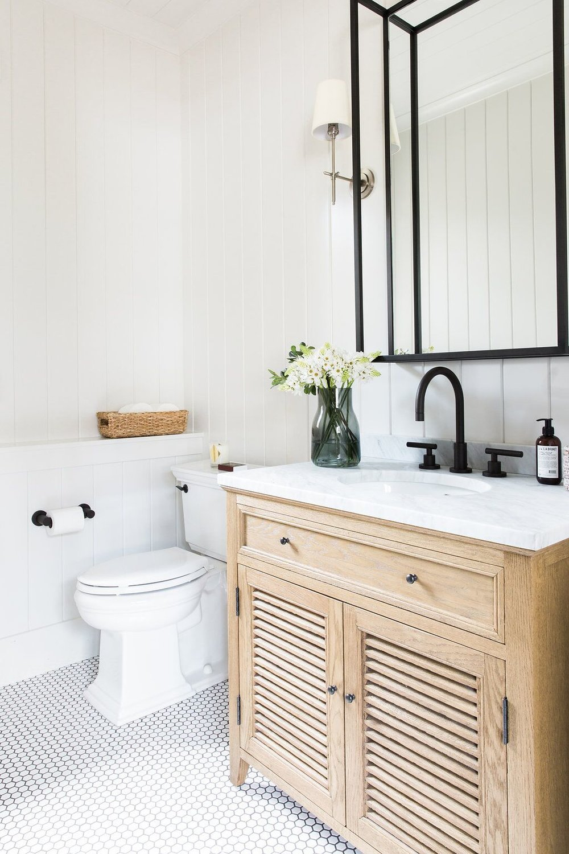 Get the Look: Two-Toned Bathroom — STUDIO MCGEE