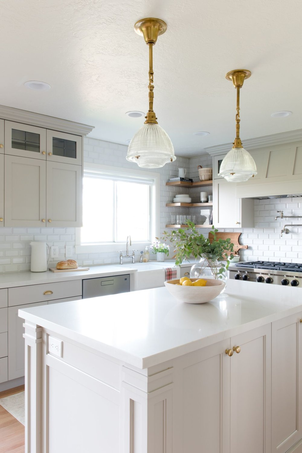 From our Evergreen Kitchen Remodel