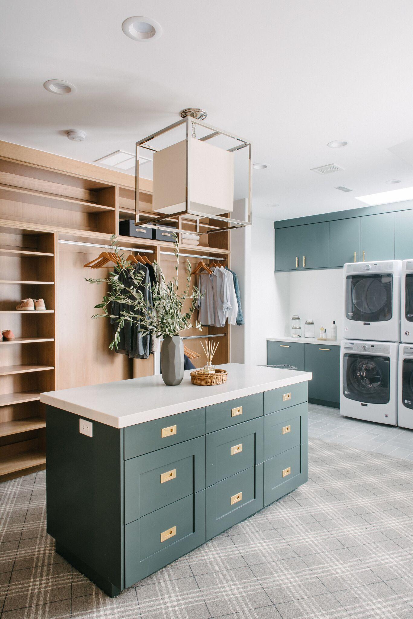 Favorite Green Ish Cabinets