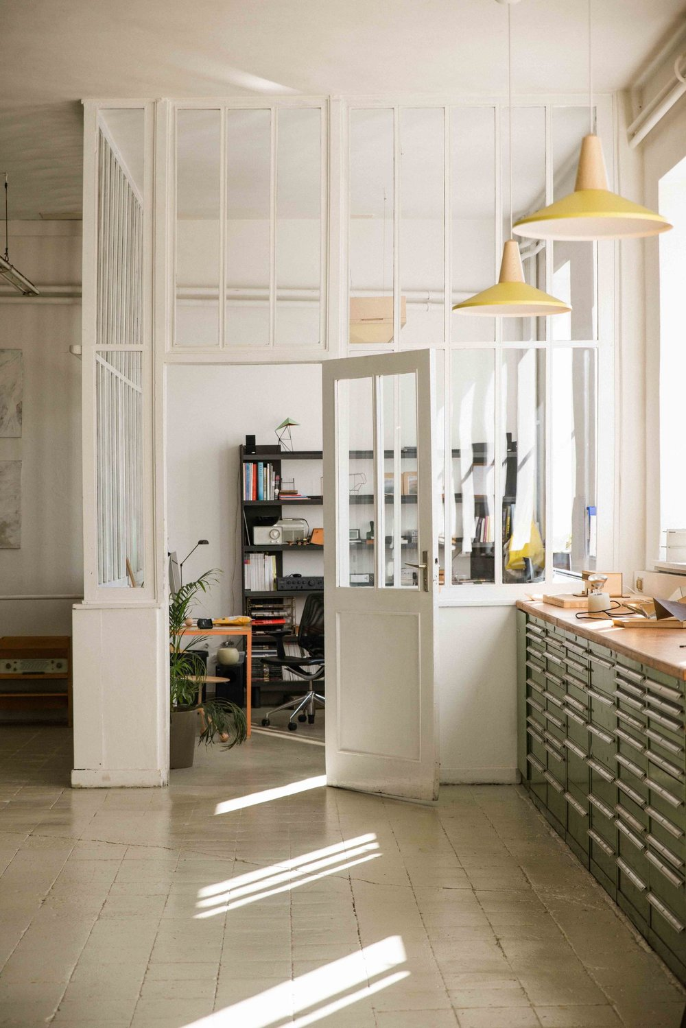 Design by  Schneid Lightings & Furniture