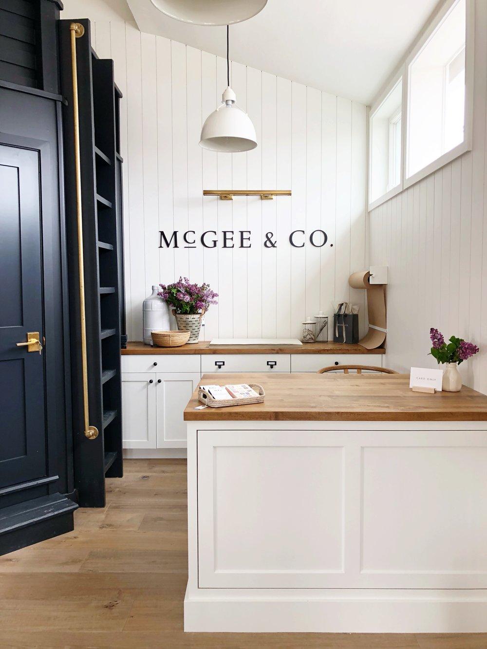 McGee & Co. Shop