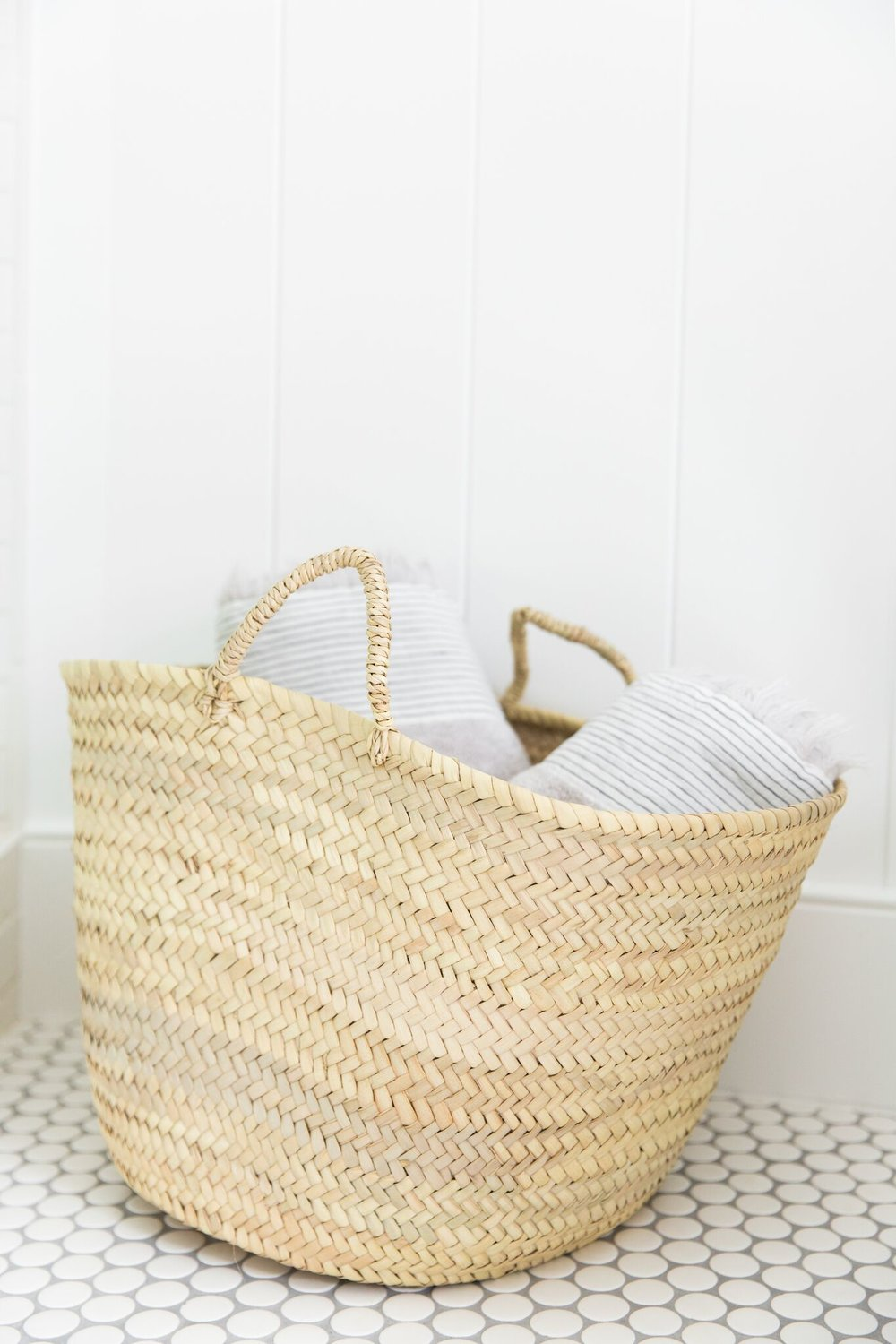 Rockport Towel  +  Caravan Basket