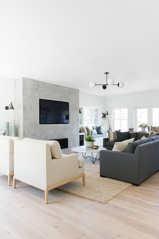 Mercer Island: Living Room + Entry Photo Tour — STUDIO MCGEE