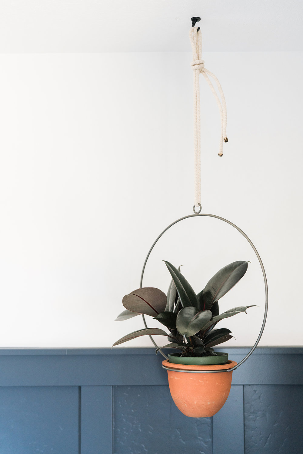 Hanging planter from McGee & Co.