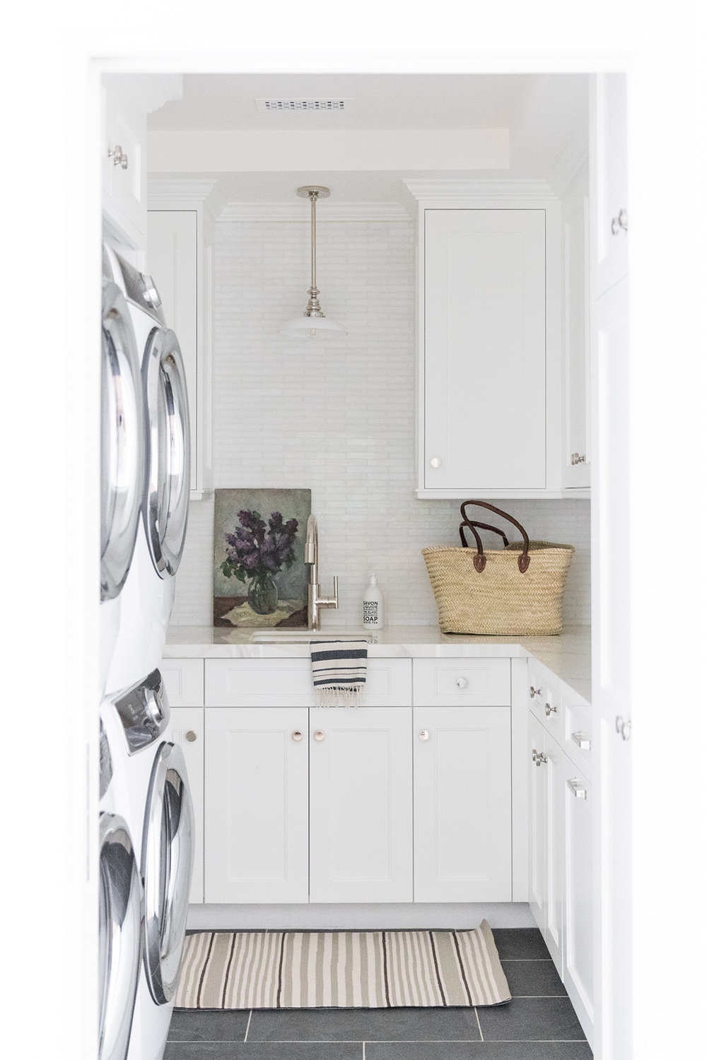 Fresh laundry room design inspiration | studio mcgee blog