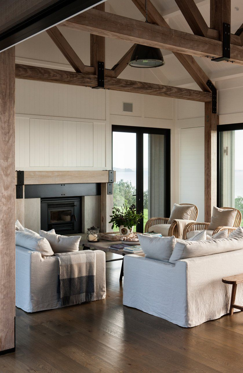 Design by  Christian Anderson Architects