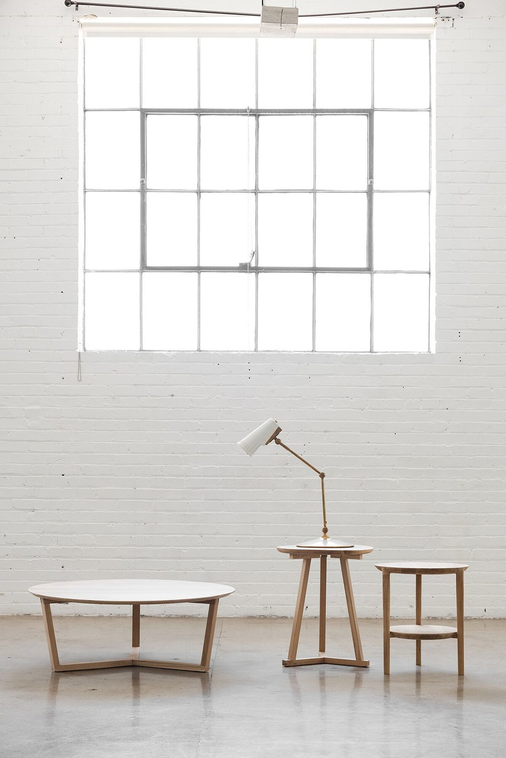 Introducing The Natural Collection — streamlined, natural wood, timeless furniture pieces, McGee & Co | www.mcgeeandco.com