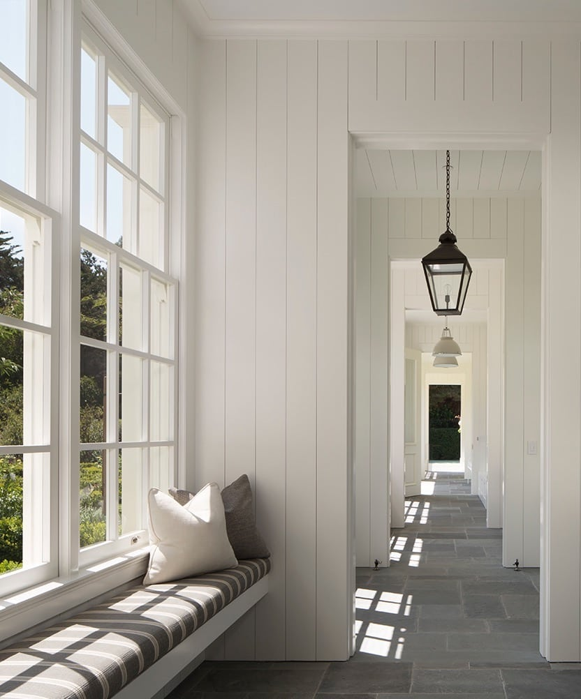 Design by  M. Elle Design  /  Ken Linstead Architecture