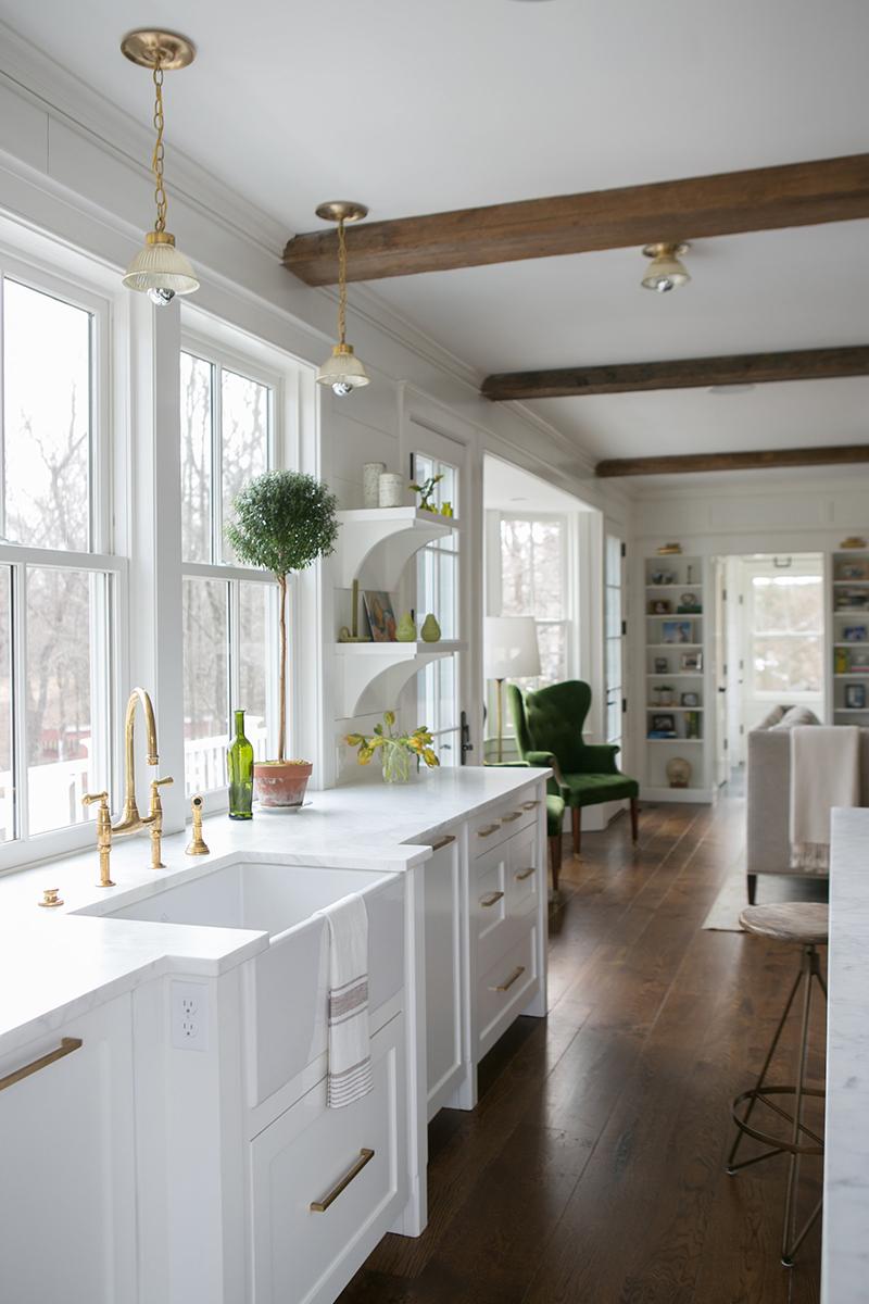 Design by  Carol Flanagan Interior Design