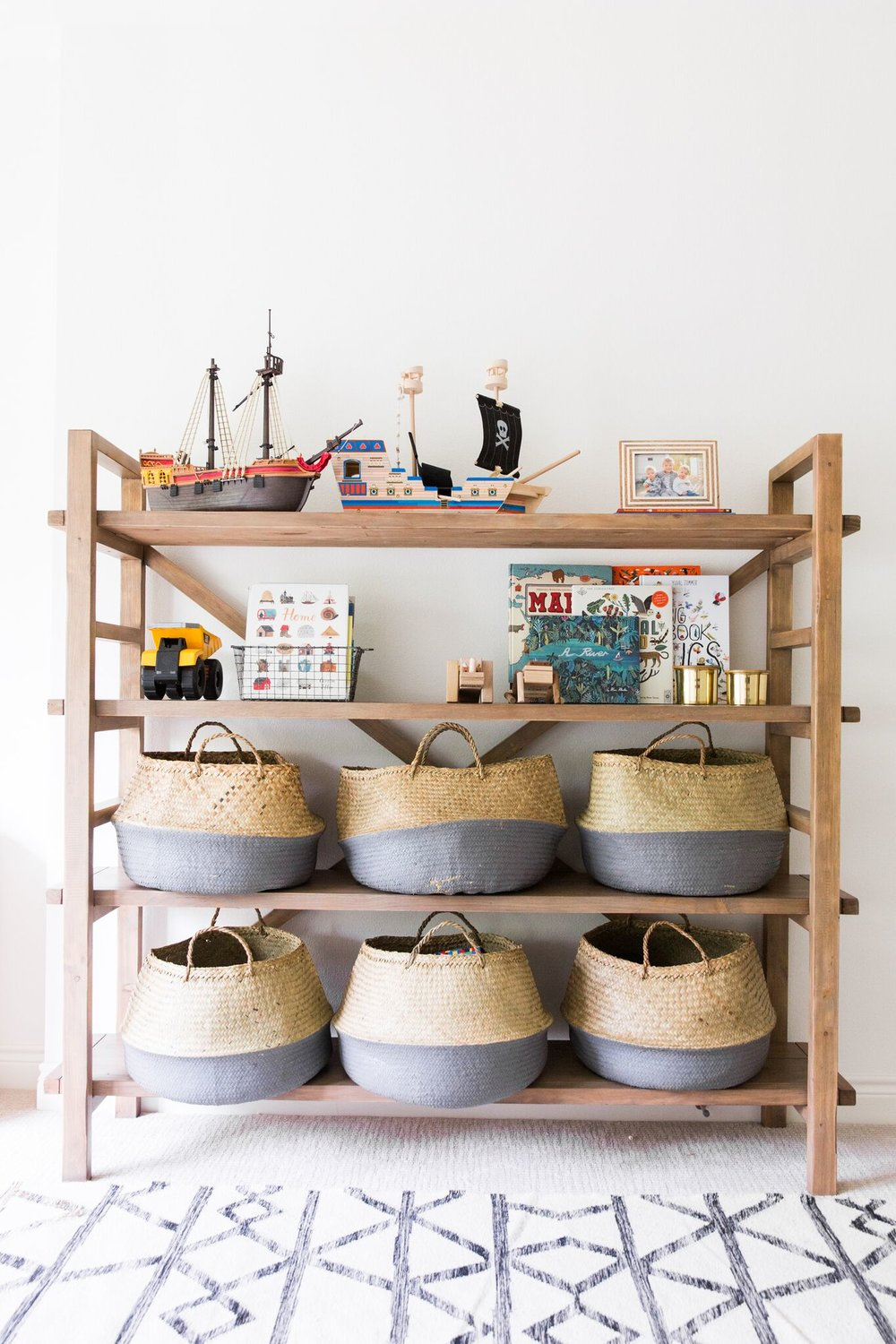 Shelving+and+Baskets+for+Toy+Storage+in+Coastal+Bohemian+Kids'+Playroom-1.jpg