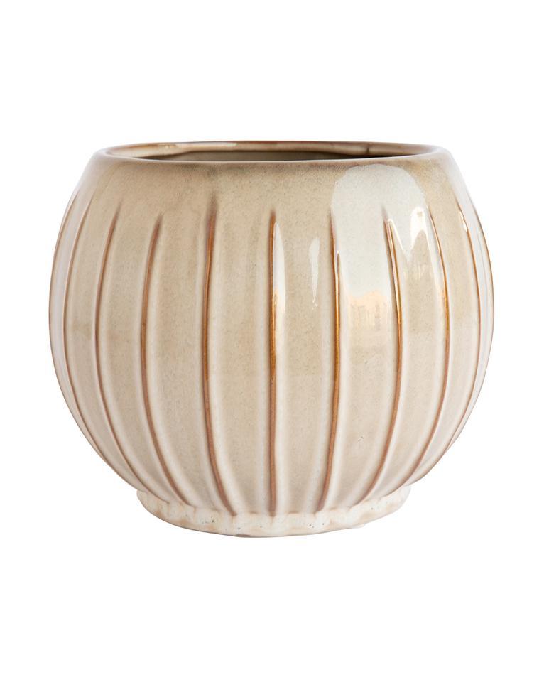 Round Globe Vase