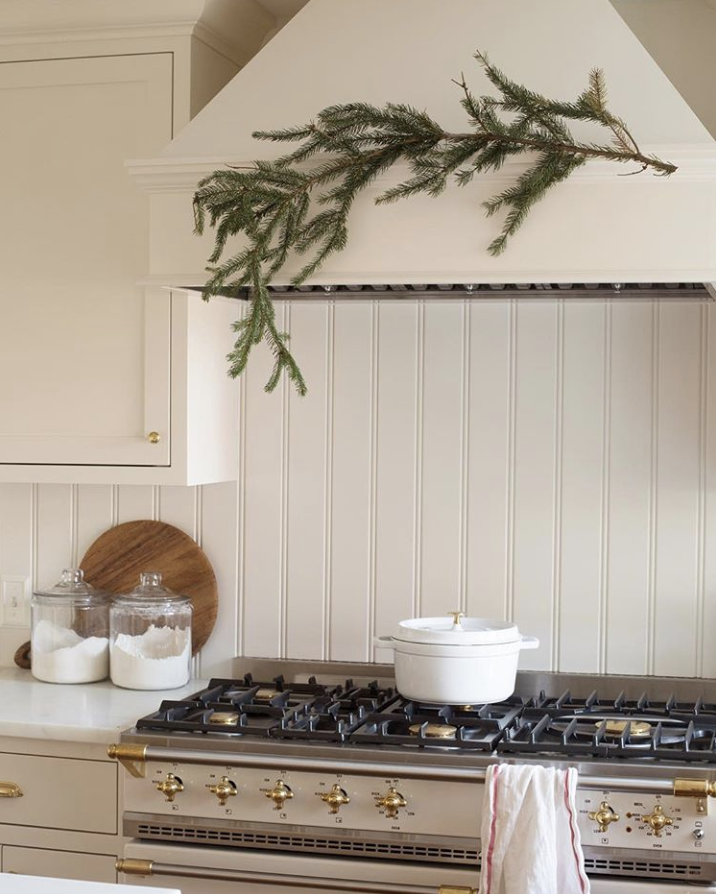 Kitchen via  Julie Blanner