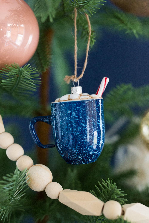 Hot Cocoa Mug Ornament