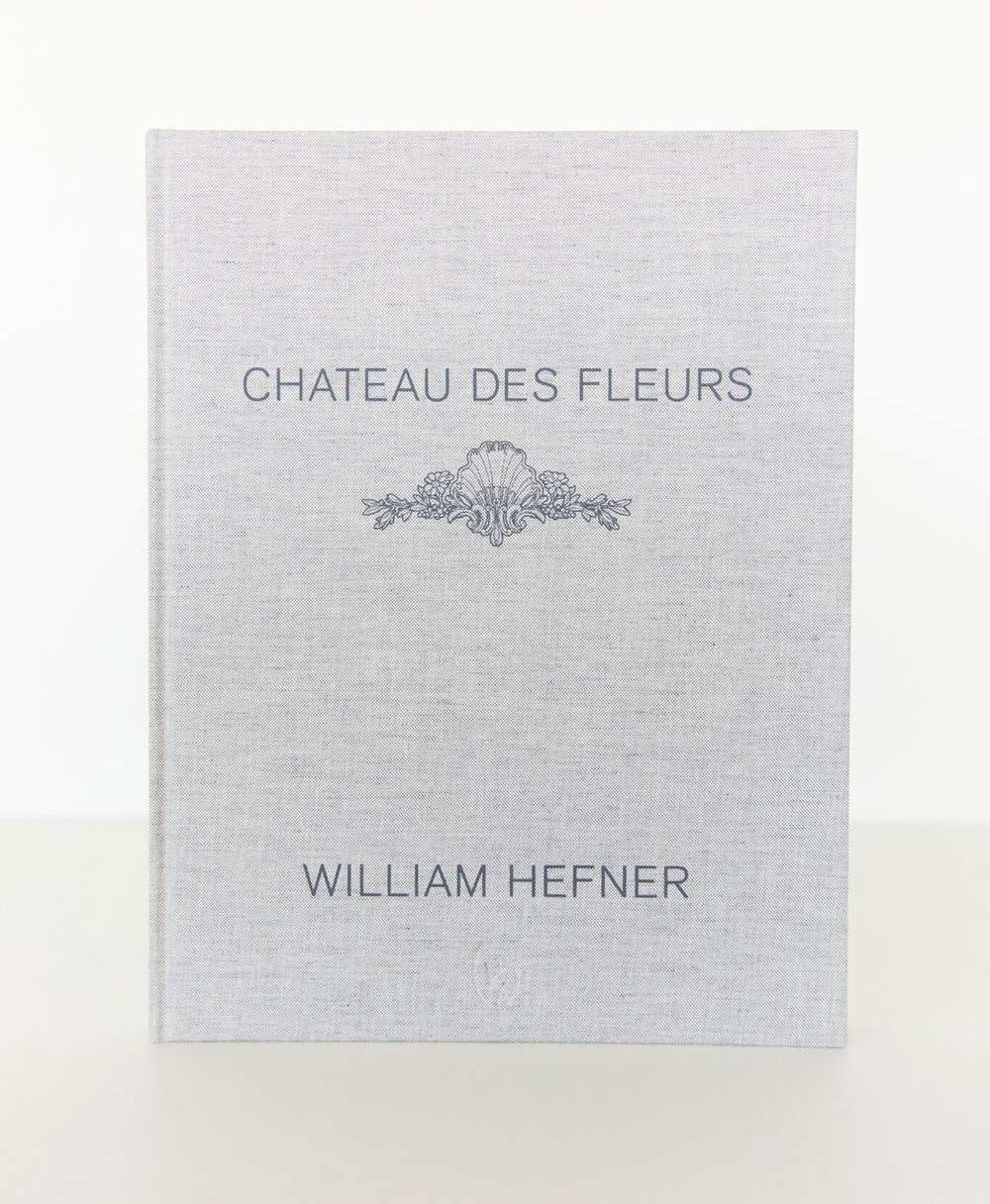 Chateau Des Fleurs - Decorative Coffee Table Book | mcgeeandco.com