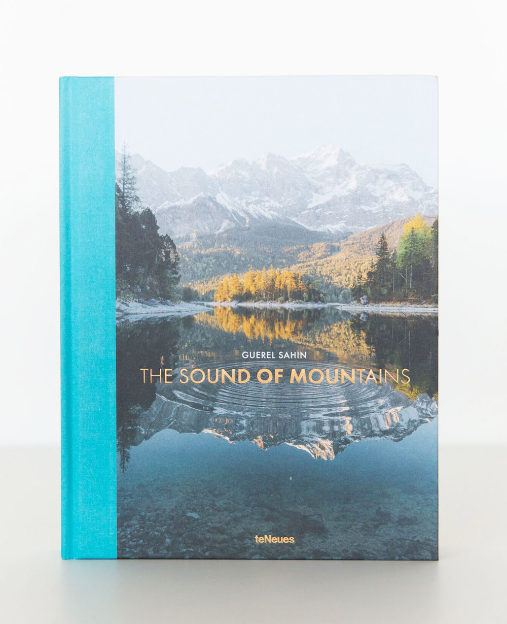 The Sound of Mountains, Decorative Coffee Table Book | mcgeeandco.com