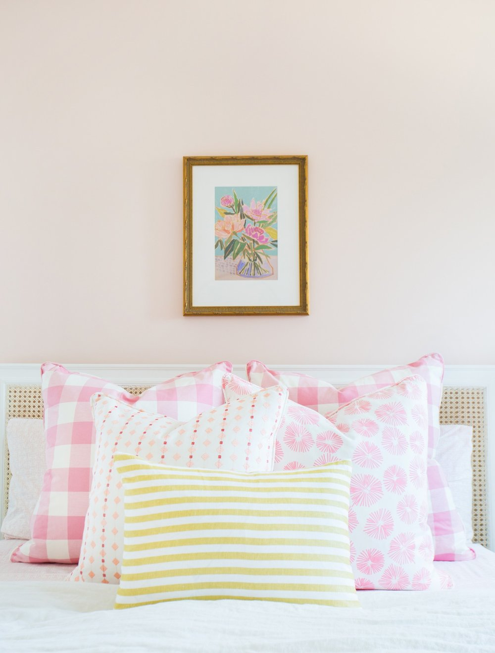 Mix and matchy pillows || Studio McGee