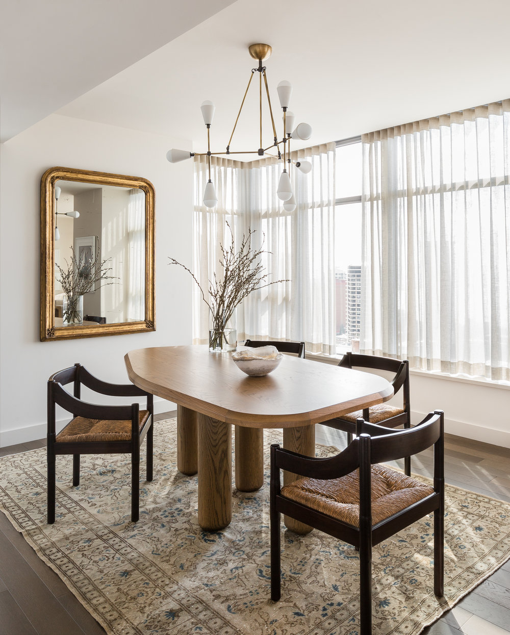 Design by  Brian Paquette Interiors