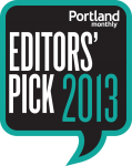 Portland Monthly Editors' Pick 2013