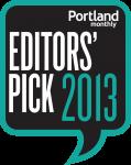 Portland Monthly Editors' Pick 2013