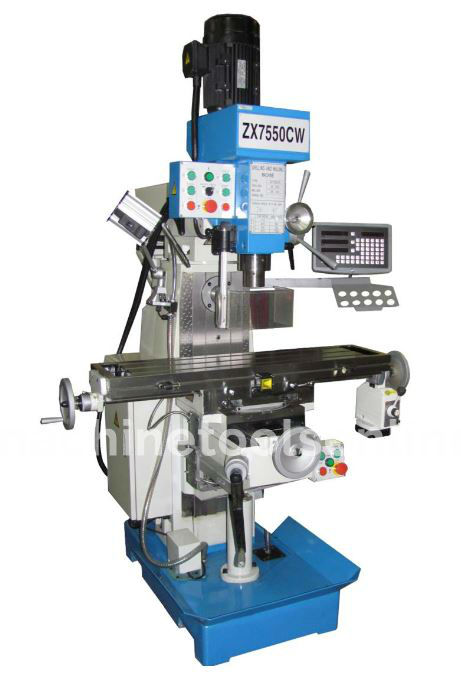 Milling Machine For Sale >> New Mill Drill Milling Machine Machine Tools Online