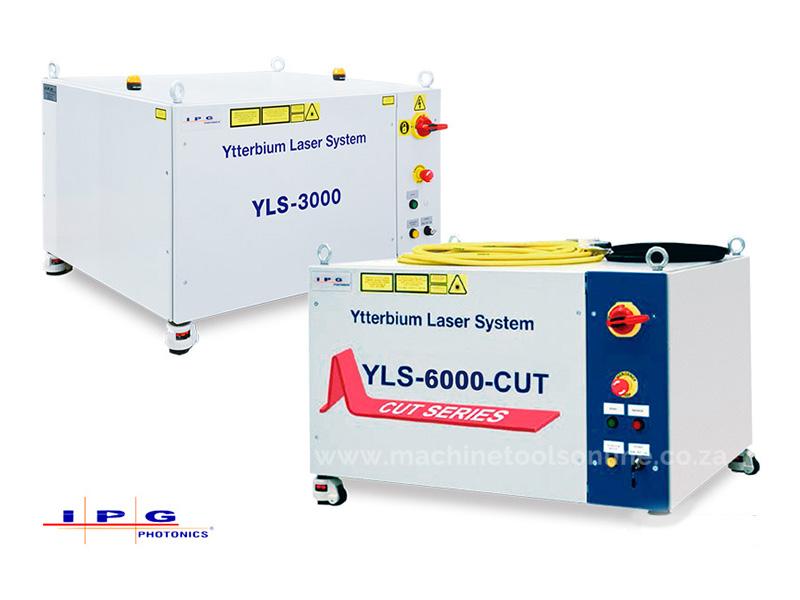 IPG Fiber Laser Source