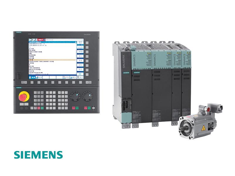 Siemens Fiber Laser Components