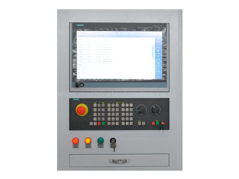 Siemens Fiber Laser Controller