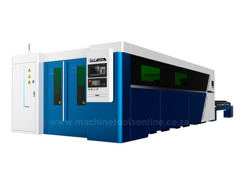 Yawei HLF Series Fiber Laser Cutting Machine
