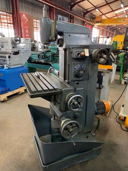 All Types Of New Milling Machines And Used Milling Machines For Sale >> Used Vertical Horizontal Universal Turret Milling Machines For