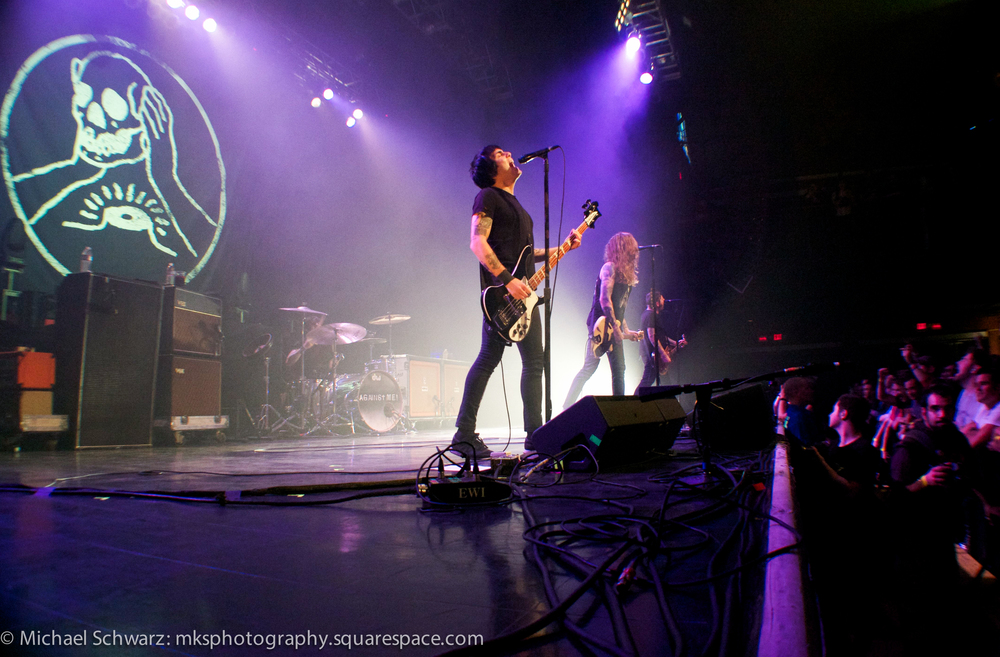 Against Me! and The Gaslight Anthem- House of Blues 09-17-14-2.jpg