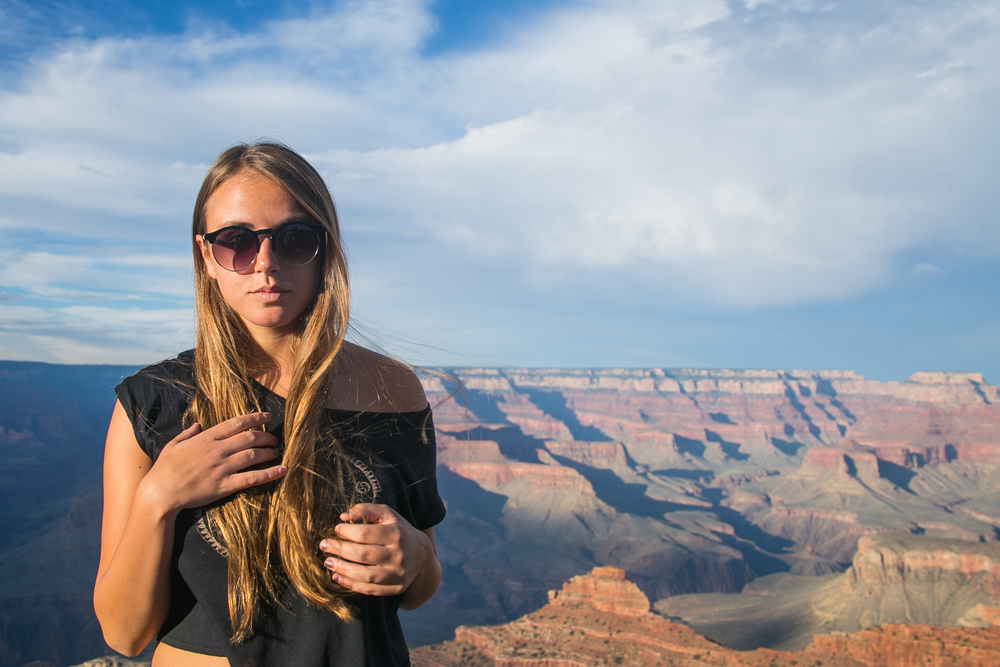 Shanna Miller - Grand Canyon, AZ