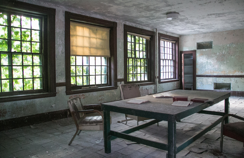 Westborough State Hospital - MA