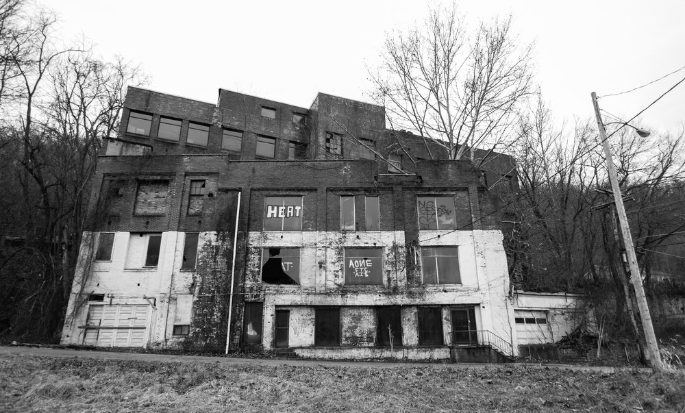 Abandoned Brewery - Wheeling, WV
