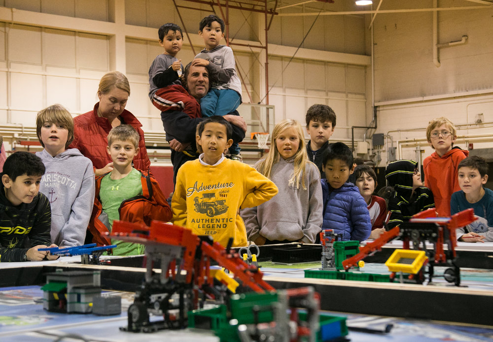 Boston University Academy - Robotics Competition