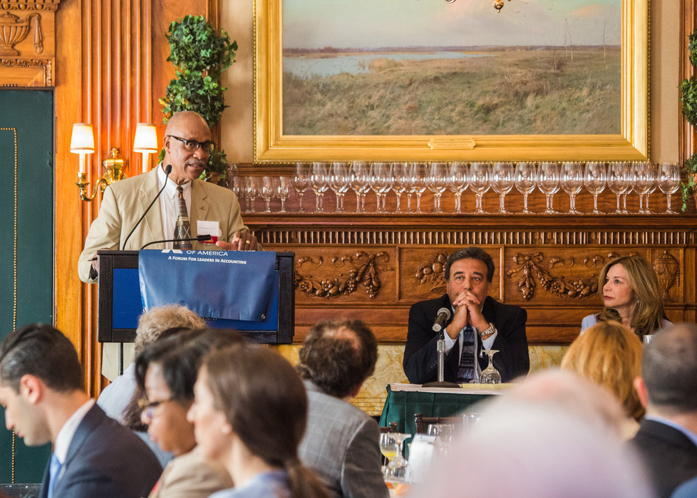 Accountants Club of America - July Panel