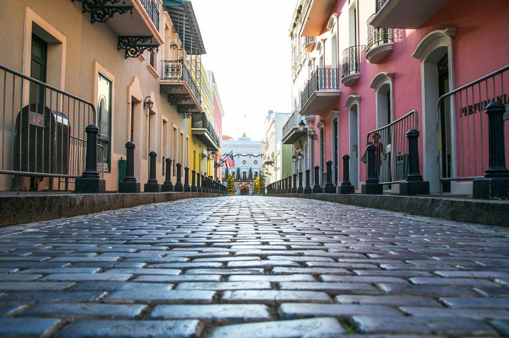 Governor's House - San Juan, Puerto Rico