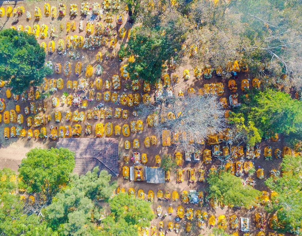 Patzcuaro, Mexico - Dia de los Muertos