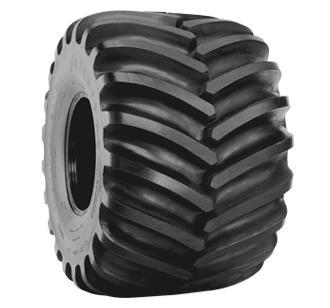 - - HF-4 - Селскостопански гуми с висока флотация и максимална дълбочина на протектора - Използват се когато е необходимо максимално натоварване при почистване на блата и наводнения земеделски земи