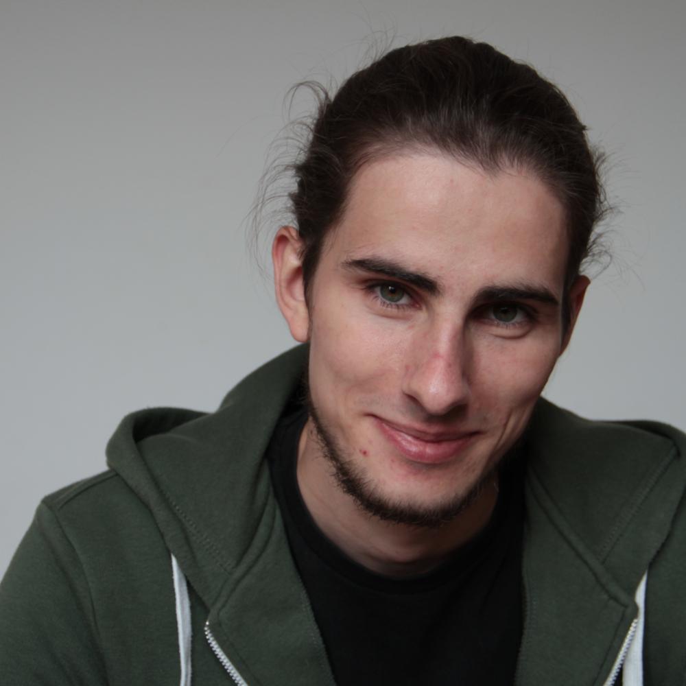 Max Thielmann Portrait