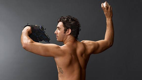 Sports Illustrated Body Issue - Matt Harvey, Mets pitcher